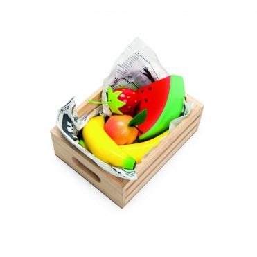Le Toy Van Smoothie Fruit in Crate