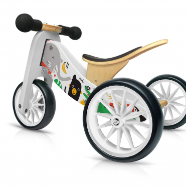 Kinderfeets Tiny Tot Trike 2 in 1 Makii Balance Bike