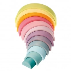 Grimm's Pastel Rainbow Large Stacker