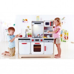 Hape Delicious Memories Wooden Play Kitchen
