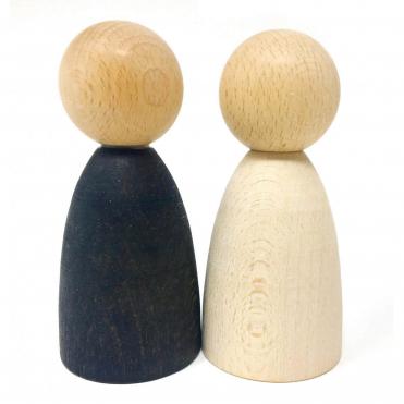 Grapat 2 Adult Nins Light Wood