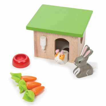 Le Toy Van Bunny and Guinea Pig Set