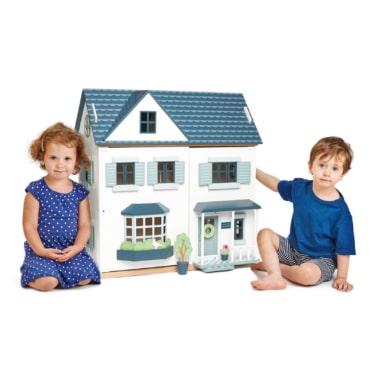 Tender Leaf Dovetail Wooden Dolls House